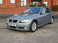 56 BMW 320D SE + NEW SHAPE + LEATHER + FSH