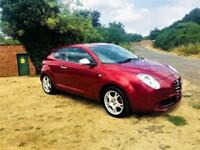 ALFA ROMEO MITO 1.4 VELOCE 16V, Stunning Low Mileage Example, MOT March 2019, Just serviced 2011