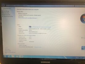 Samsung P510 15.6inch Business Notebook Windows 7