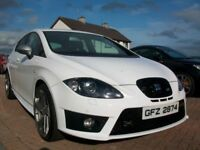 May 2011 Seat Leon FR CR TDI*ONLY 40,500 MILES*CUPRA BODY KIT*LOVELY CAR!!