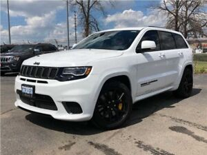 2018 Jeep Grand Cherokee Trackhawk**DEMO**Only 4603Kms**SAVE-$$$