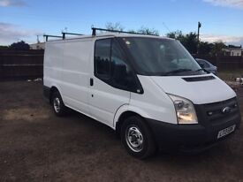 Ford transit 2013 100ps
