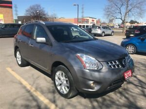 2013 Nissan Rogue SL/AWD/Navi/Backup Camera/No Accidents/One Own