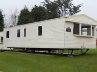 3 BEDROOM CARAVAN AVAIL-WEST BAY (DORSET) 25TH AUGUST FOR 1 WEEK - £495ONO