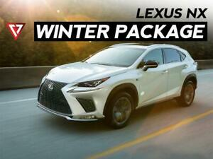2019 - 2020 Lexus NX Winter Tire + Wheel Package - T1 MOTORSPORTS Ontario Preview
