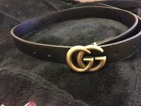SALE Gucci belt UK 6-12