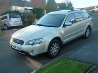 subaru outback estate 4x4