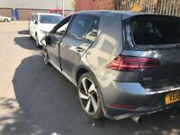 Golf gti mk7.5 2018 breaking for parts
