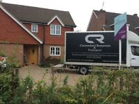 MAN WITH A VAN / CARMICHAEL REMOVALS & TRANSPORT SERVICES CALL DAVE