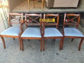 Dining Table X6 Chairs