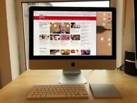 Apple iMac 21.5-inch 2.7GHz Quad Core i5 16GB RAM 1TB Fusion Drive