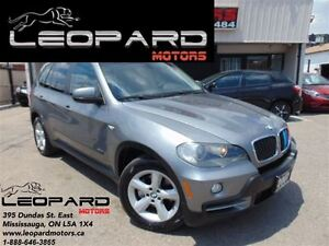 2007 BMW X5 Panoramic Roof,Dvd,Leather*No Accident*