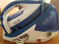 Tefal pro express total steam generator iron