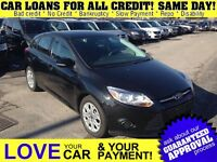 2013 Ford Focus SE * CAR LOANS FOR ALL CREDIT