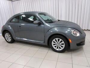 2013 Volkswagen Beetle TDI! VW CERTIFIED! Comfortline! Low KMs!!