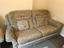 Four seater sofa free