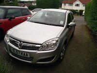 2008 (57 Plate) Vauxhall Astra Hatchback Petrol - £1900