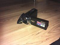 Sony HDR-CX190 Handheld camcorder Full HD Black