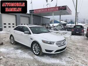 2016 Ford Taurus Limitée gps cuit toit camera  mags 20 pouces
