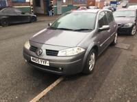 Breaking renault Megane 1.5 dci 2005 parts grey
