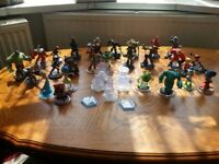 Disney Infinity Figures Collection