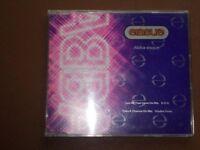 Erasure Sing 4 Abba songs EP style CD