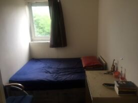 One Single Room is available for a Single Girl (Student/Professional) between Manor Park / Ilford