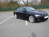 BMW 330d E92 MSport