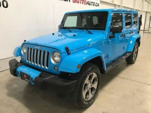 2018 Jeep Wrangler Sahara gps color match roof