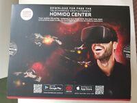 HOMiDO, Virtual Headset for Smartphones