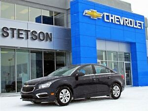 2015 Chevrolet Cruze LT Remote Start Turbo Automatic