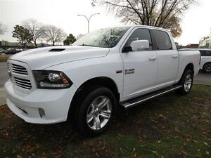 2013 Ram 1500 Sport*LEATHER SEATS*AIR SUSPENSION*EXTRA CLEAN