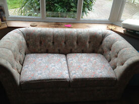 SOFA - 2 seater. Firm but comfortable.