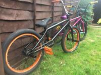 Stolen custom build bmx bike