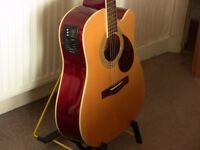 Samick acoustic guitar Swap