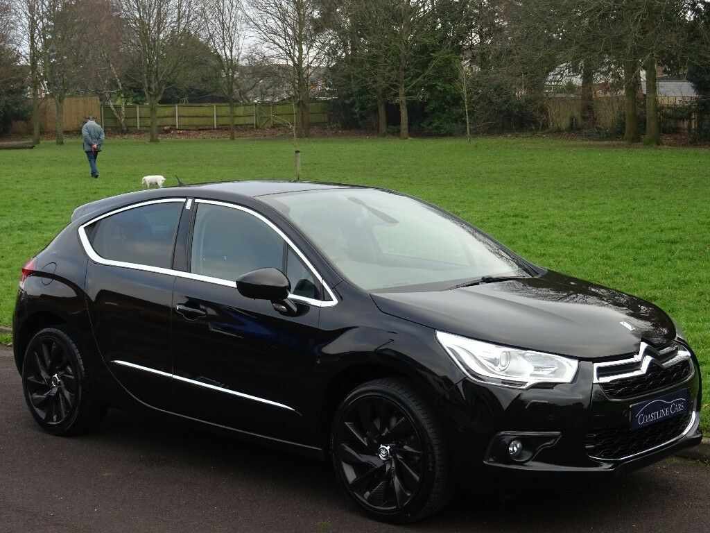 2012 citroen ds4 1 6 thp dsport 5dr 200bhp dsport massage seats huge spec nav bluetooth. Black Bedroom Furniture Sets. Home Design Ideas