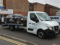 Self Drive 3.5tn Car Transporter Hire