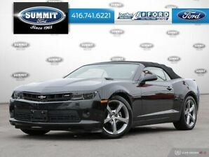2014 Chevrolet Camaro 2LTConvertible|3.6L V6|Automatic