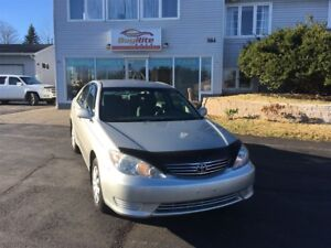 2005 Toyota Camry LE NEW MVI