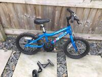 Children's Ridgeback Bike (4-7 years approx)
