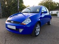 FORD KA 1.6 SPORT , 47000 MILES , 3 PREVIOUS OWNERS