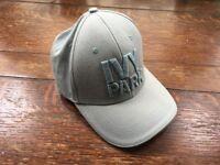 Topshop powder blue IVY PARK hat, NEW, adjustable size