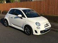 Fiat 500 Abarth For Sale 1.4 T-Jet 135 Low milage