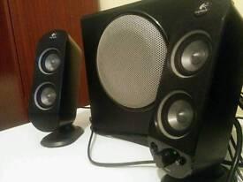 Logitech Speakers EXCELLENT BUY!