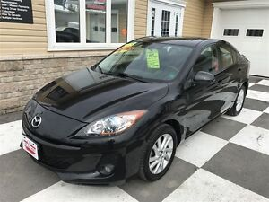 2013 Mazda MAZDA3 GS-SKY HEATED LEATHER