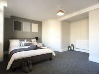 ***Double en-suite luxury room available (professionals only), less than 1 min to town centre***