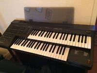 Yamaha electone el7 organ