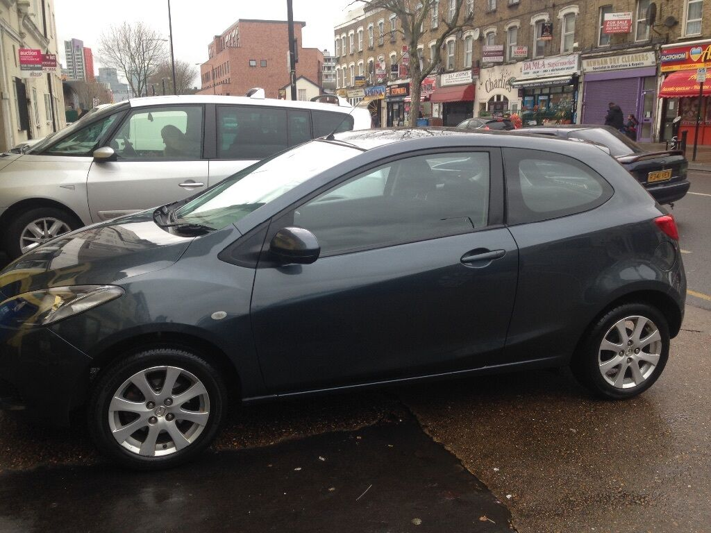 2010 grey mazda 2 sport x2 3 door 60 000miles petrol manual 2 900 in docklands london gumtree. Black Bedroom Furniture Sets. Home Design Ideas