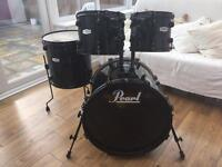Pearl Forum Size Fusion Shell Pack - 10x8, 12x9, 14x14 & 20x16