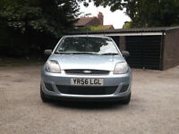 2006 (56) Ford Fiesta Style 1242cc 3 Dr Hatchback